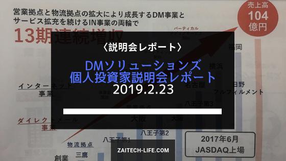 DMソリューションズ